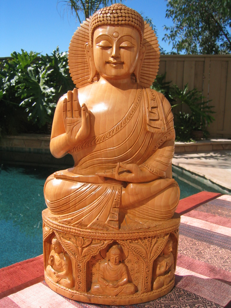 Buddha from India