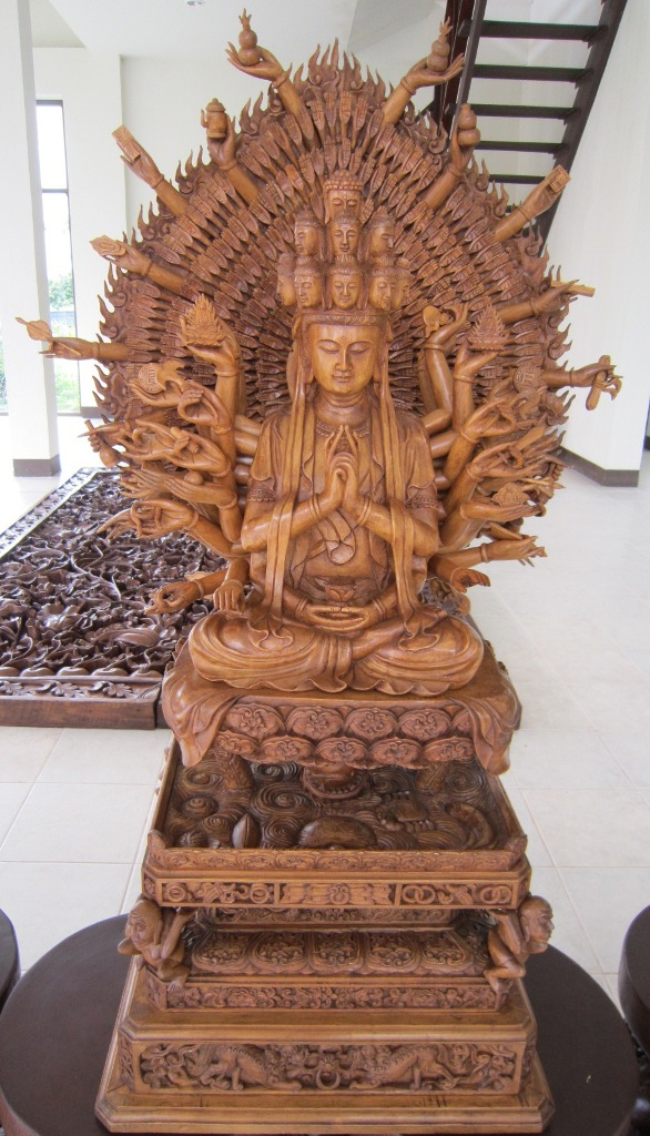 Avaloketeshvara 1000 Arms God of Compassion from Vietnam