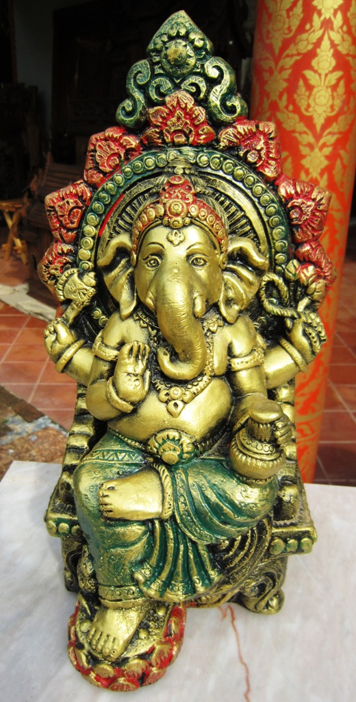 Sandstone Multi Color ganesh