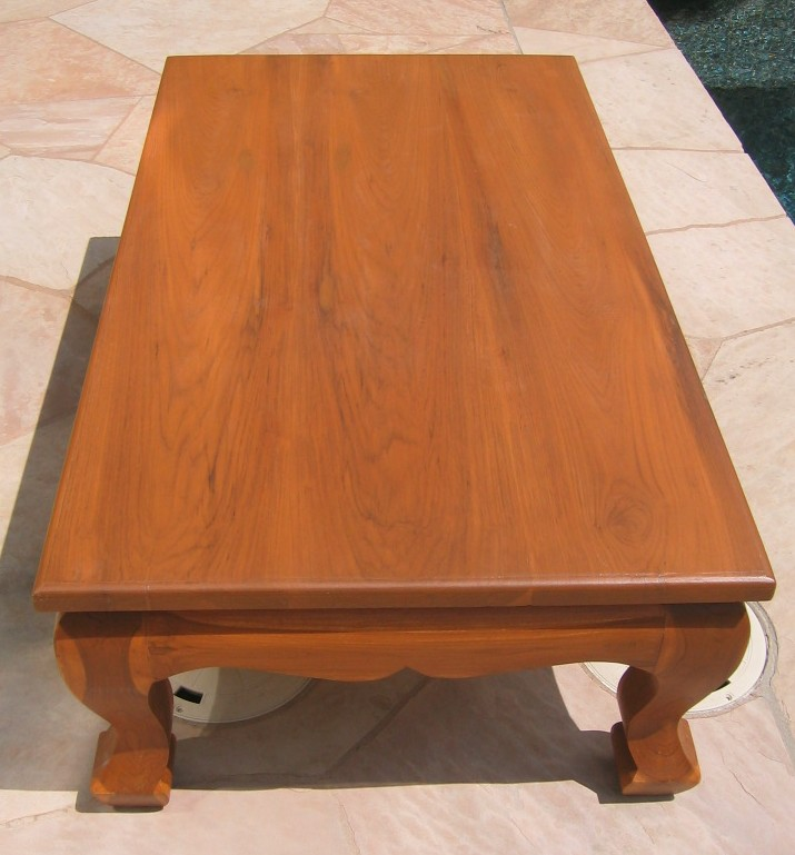 Teak Wood Coffee Table