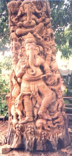 Ganesh Tree