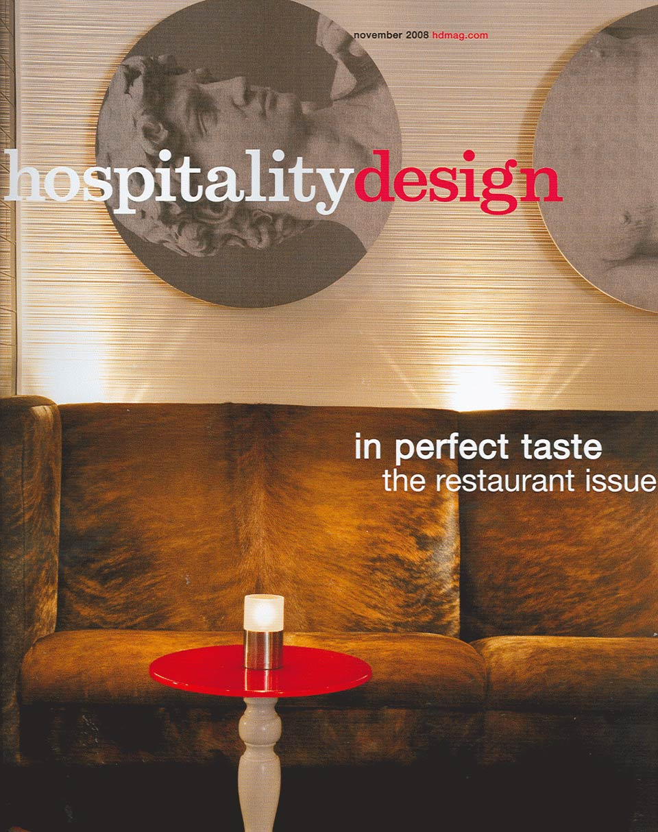 Nongnit's Treasures in Hospitality Design November 2008