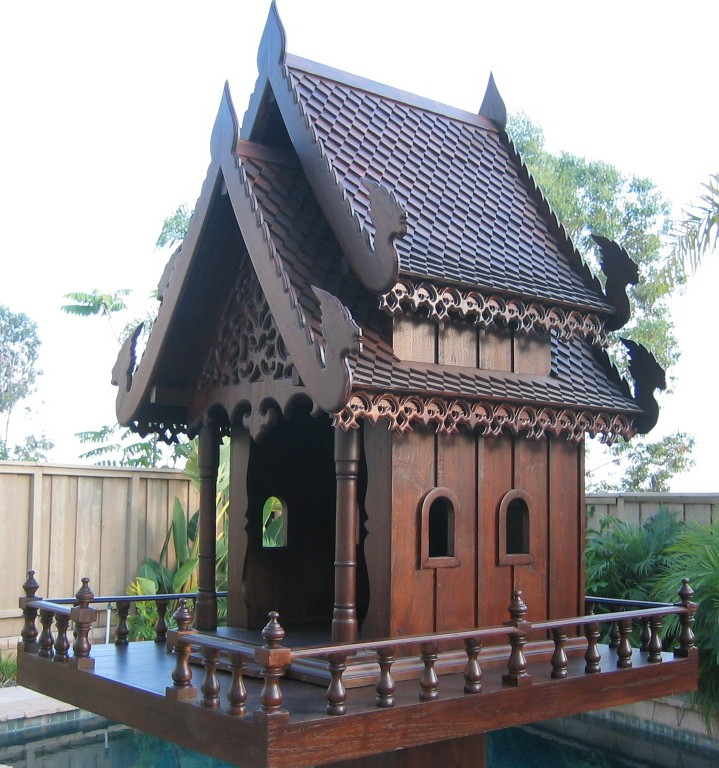 Extra Large Thai Spirit House