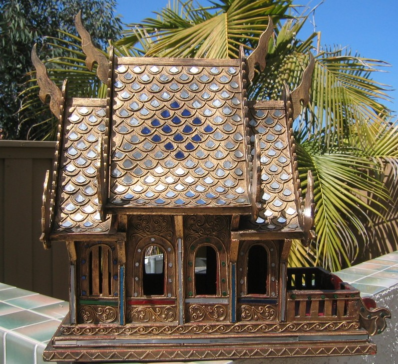 Decorative Thai Spirit House
