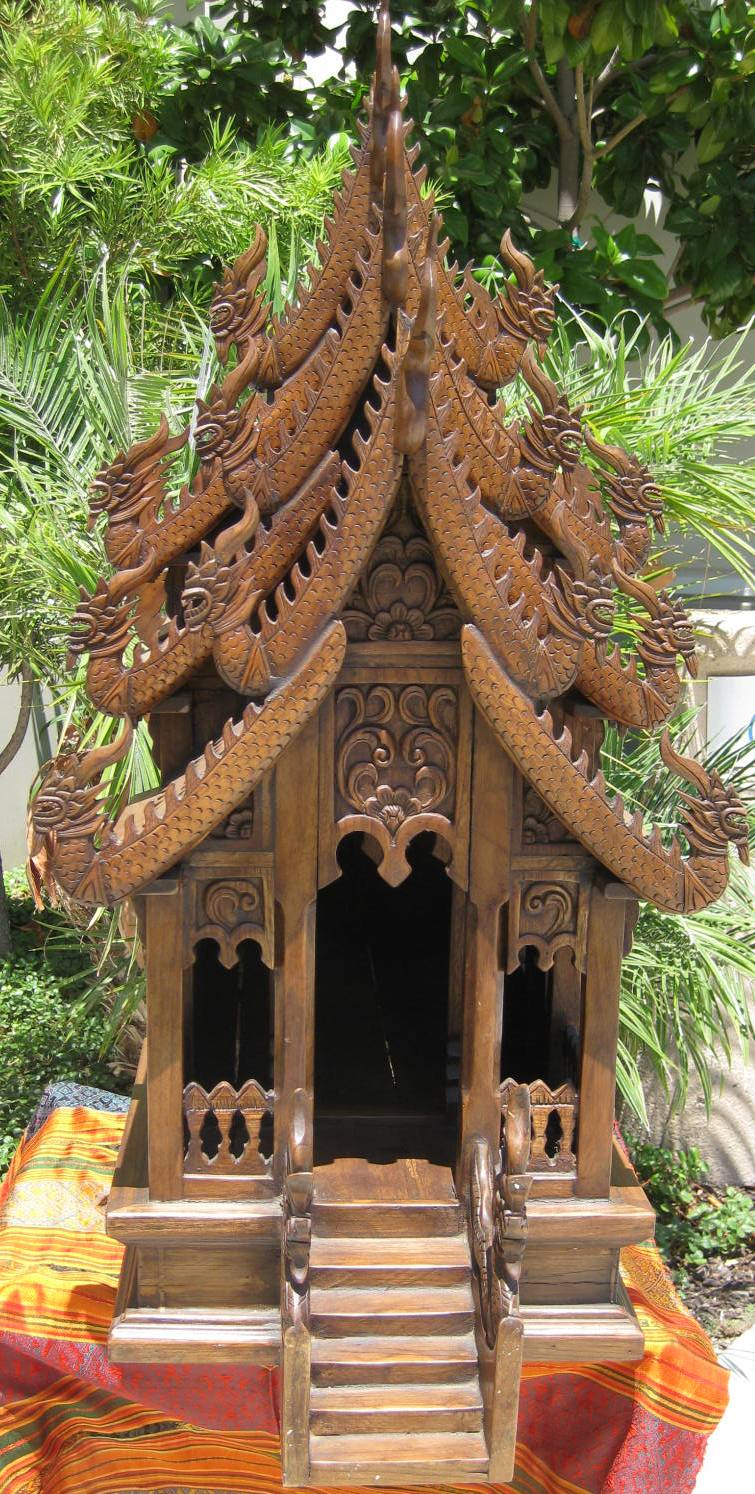 Extra Large 3 layer spirit house