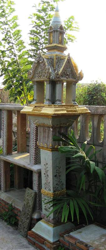 Celadon Thai Spirit House