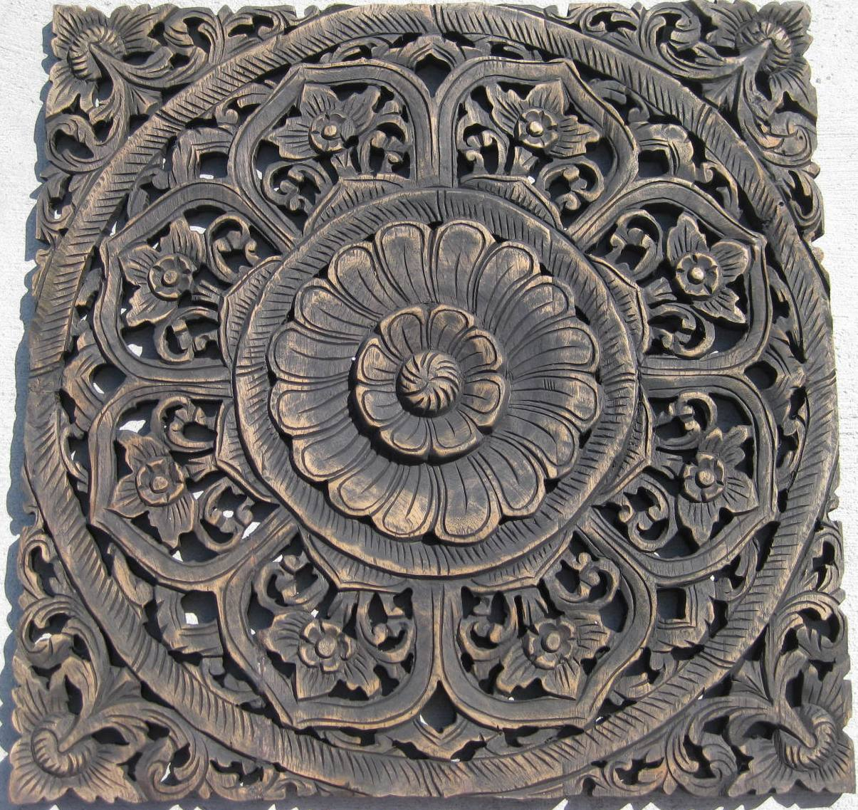 Antique carved wood panels best decor ideas